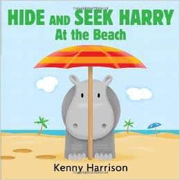 Hide and Seek Harry at the Beach: Kenny Harrison