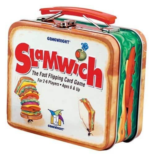 10+ Awesome Card Games for Kids : Slamwich | www.thepinningmama.com