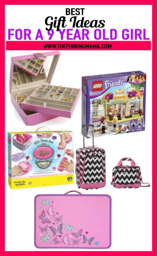 The Ultimate Gift List For A 9 Year Old Girl The Pinning Mama
