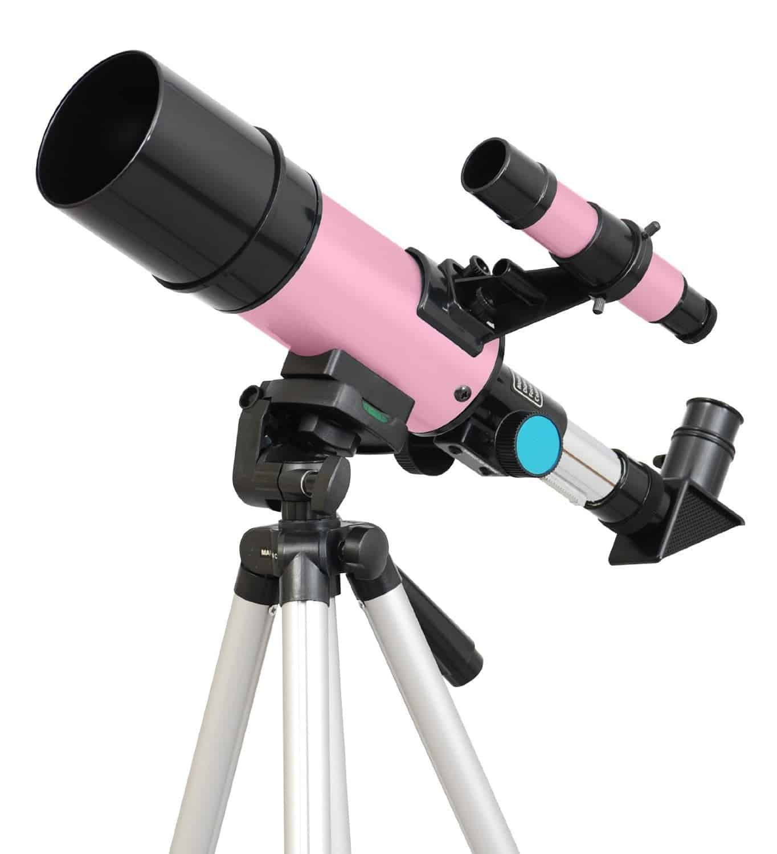 10+ Outdoor Boredom Busting Activities for Kids: Kids Telescope | www.thepinningmama.com