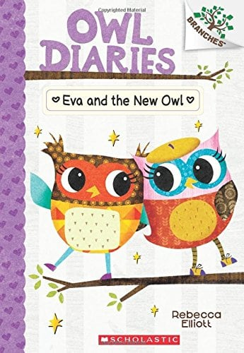 10+ Top Books for Kids to Read this Summer: Eva and the New Owl| www.thepinningmama.com