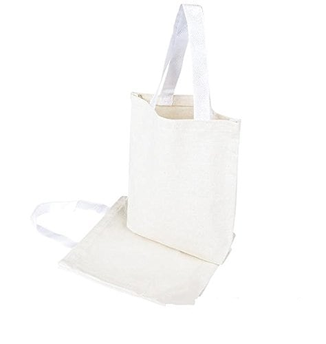 Awesome Crafting Blanks You Can Get on Amazon Prime : Tote Bags | www.thepinningmama.com