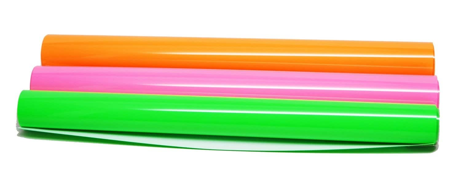 10+ Awesome Types of Heat Transfer You Didn't Know Existed: neon | www.thepinningmama.com