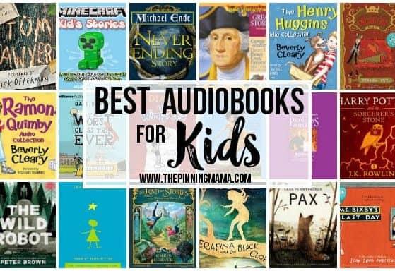 Best Audio Books for Kids