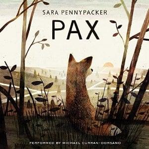 Pax - audio books for kids