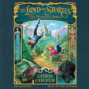 The Land of Stories Audio Book