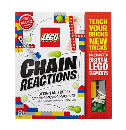 10+ Super Entertaining Stem Toys for Kids: Lego Chain Reactions | www.thepinningmama.com