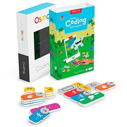 10+ Super Entertaining Stem Toys for Kids: Osmo Coding | www.thepinningmama.com