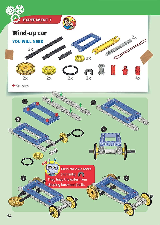 10+ Super Entertaining Stem Toys for Kids: Intro to Engineering Kit | www.thepinningmama.com