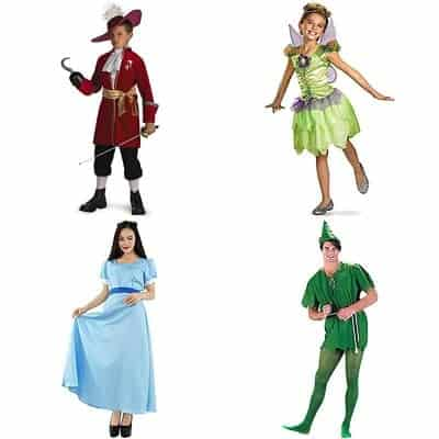 Peter Pan family ideas