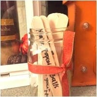 popsicle stick craft for fall bucket list