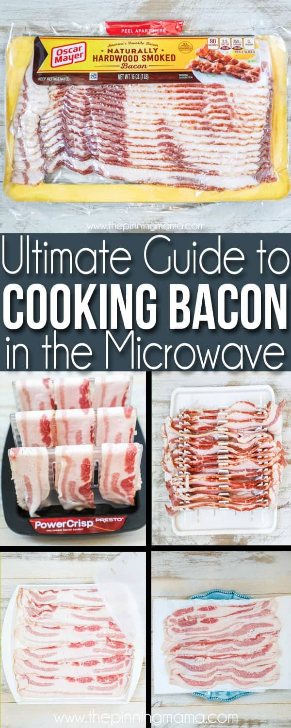 Microwave Bacon Cooker- How to Microwave Bacon
