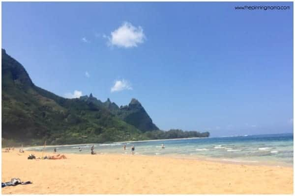 Explore the day snorkeling at Tunnels Beach in Kauai.