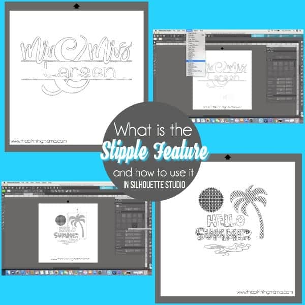 All about Silhouette Studio and how to use it in Silhouette Studio