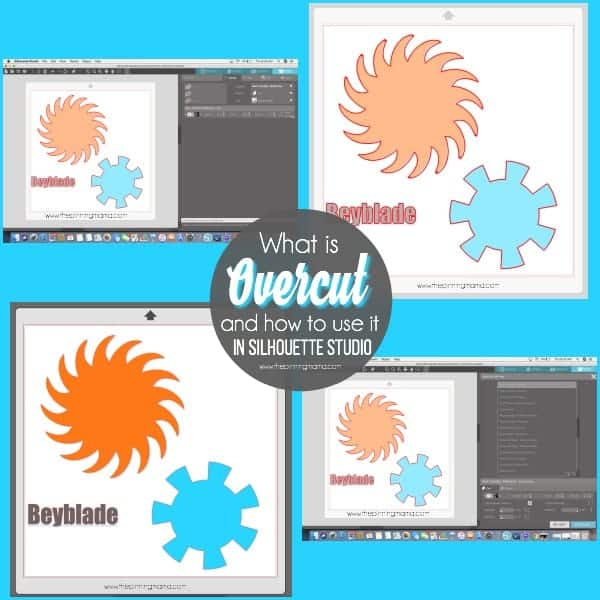 What is Overcut and how to use it in Silhouette Studio.