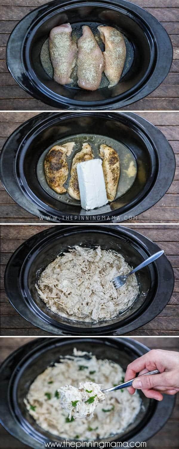 How to make Crockpot Greek Chicken