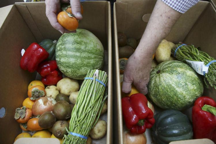 Fresh Vegetables Your Door