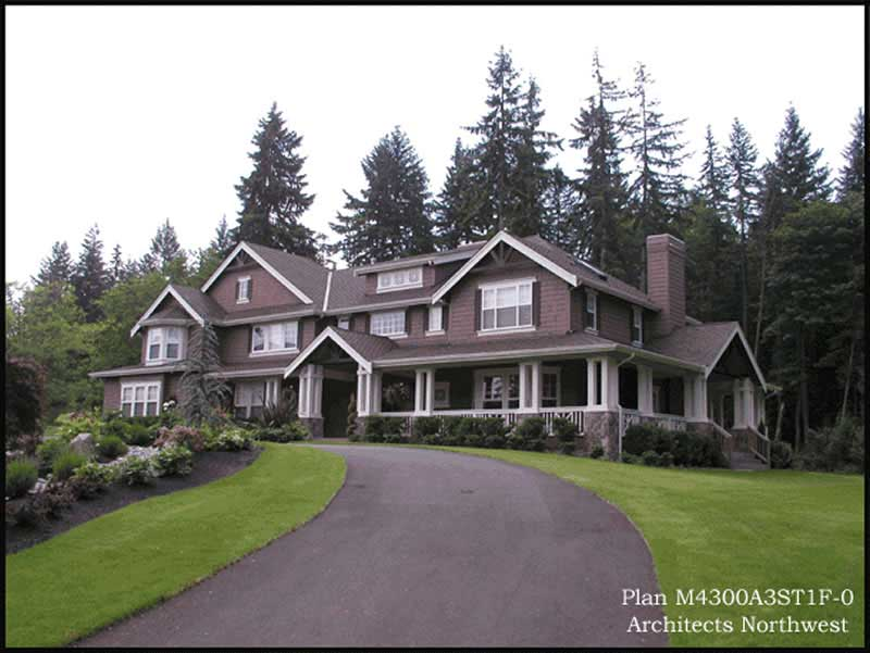 Craftsman Country Home With 4 Bedrms 4300 Sq Ft Plan