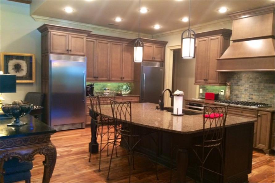Kitchen Plans And Designs