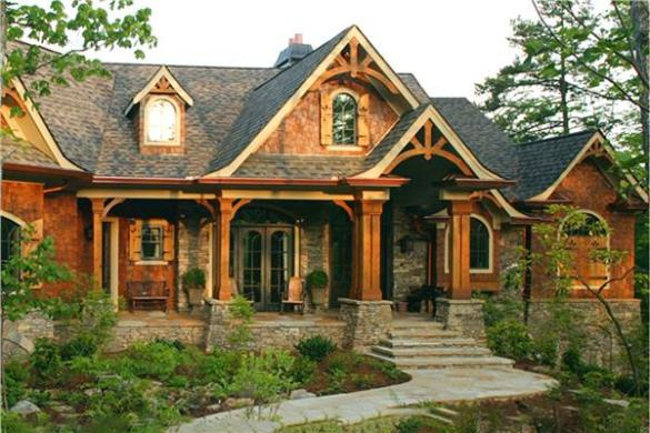 Craftsman House Plans   The Plan Collection Craftsman House Plans     The Right Style for Today s Aesthetic