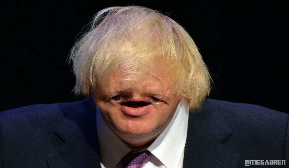 Politicians With Their Faces Folded Are Truly Terrifying