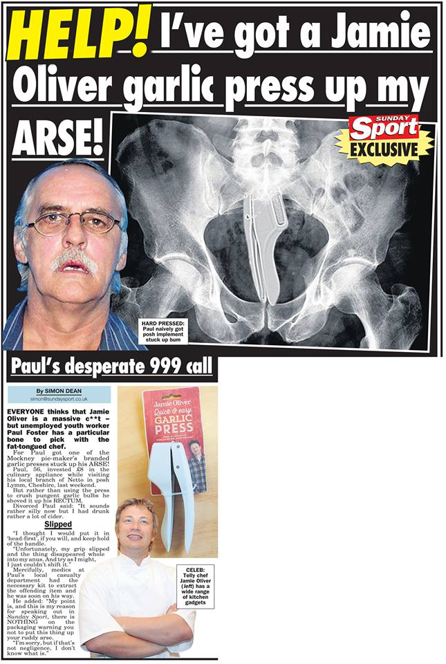 17 Sunday Sport Headlines So Ridiculous That You Ll