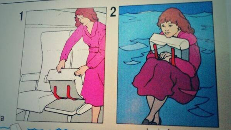 Who Knew The Punishment For Stealing Airline Seats Was So
