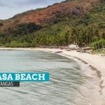 Masasa Beach: Not so Distant Paradise in Tingloy, Batangas