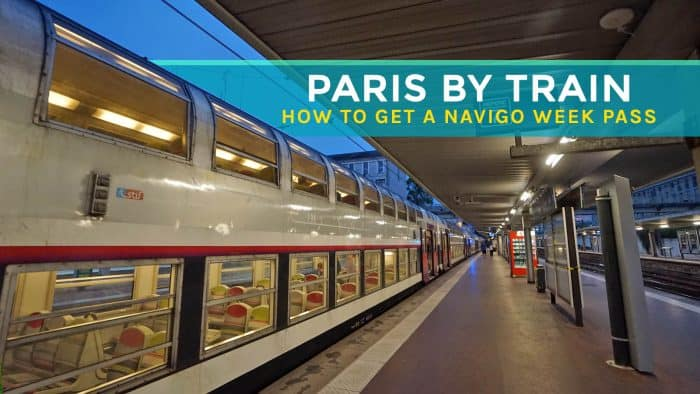 Navigo Découverte: Paris Train Week Pass and How to Get One
