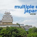 MULTIPLE ENTRY JAPAN VISA: Requirements & How to Apply