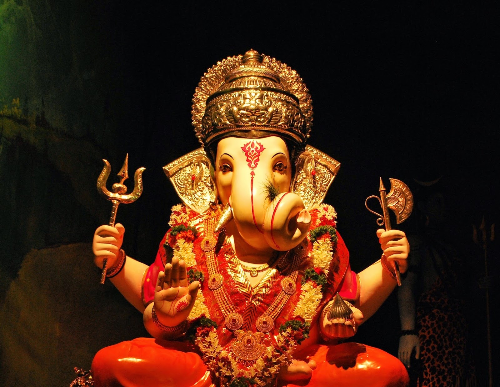 Home Decoration Ideas For Ganesh Chaturthi