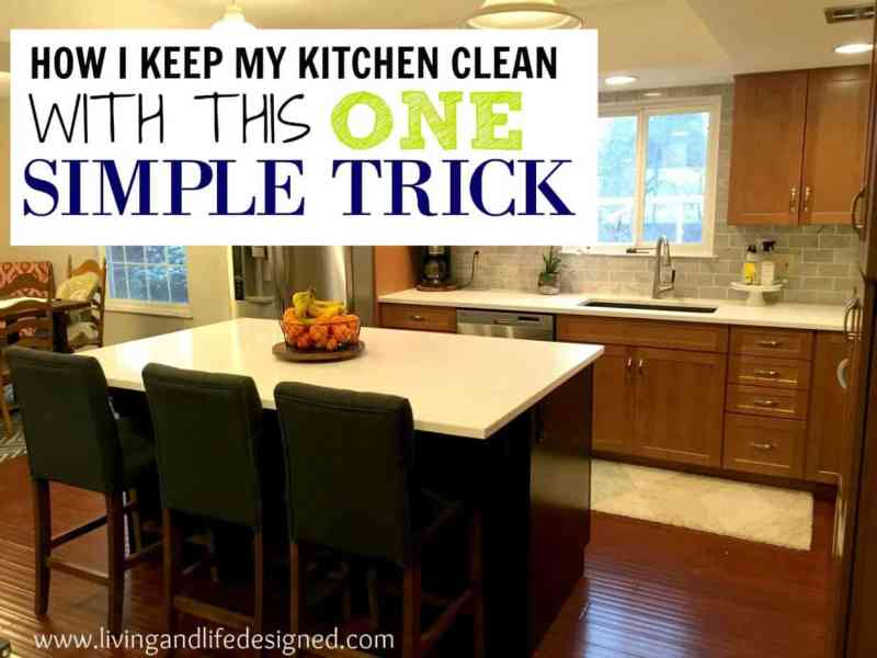 Here s an Easy Trick to Keep Your Kitchen Clean All Day