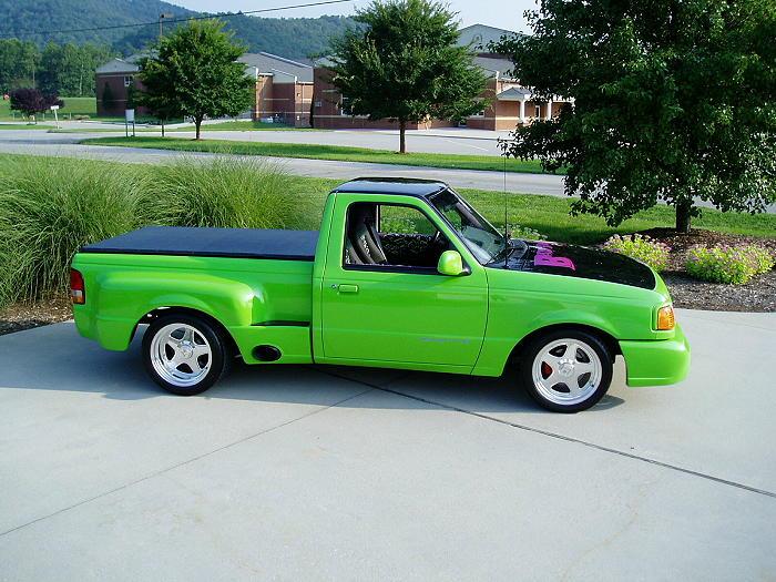 1993 Bad Boy Ford Ranger