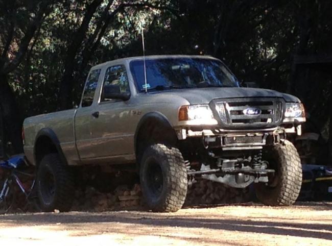 Ford Ranger Sas Swap