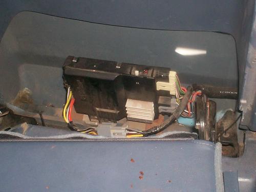 2002 Ford Ranger 4wd Module