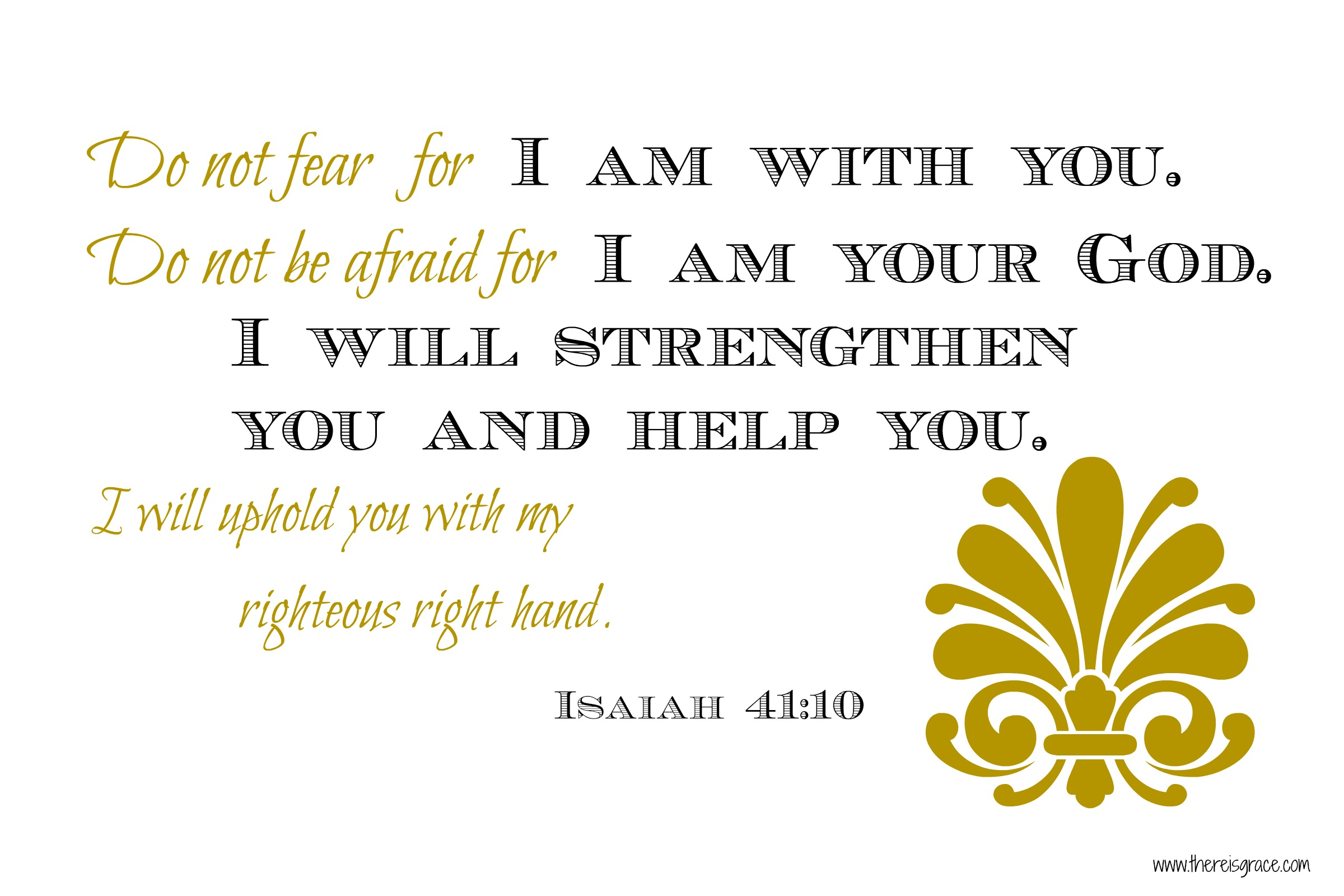 Prayers Of Strength And Support