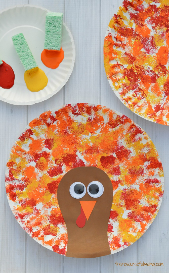 Thanksgiving Craft Projects