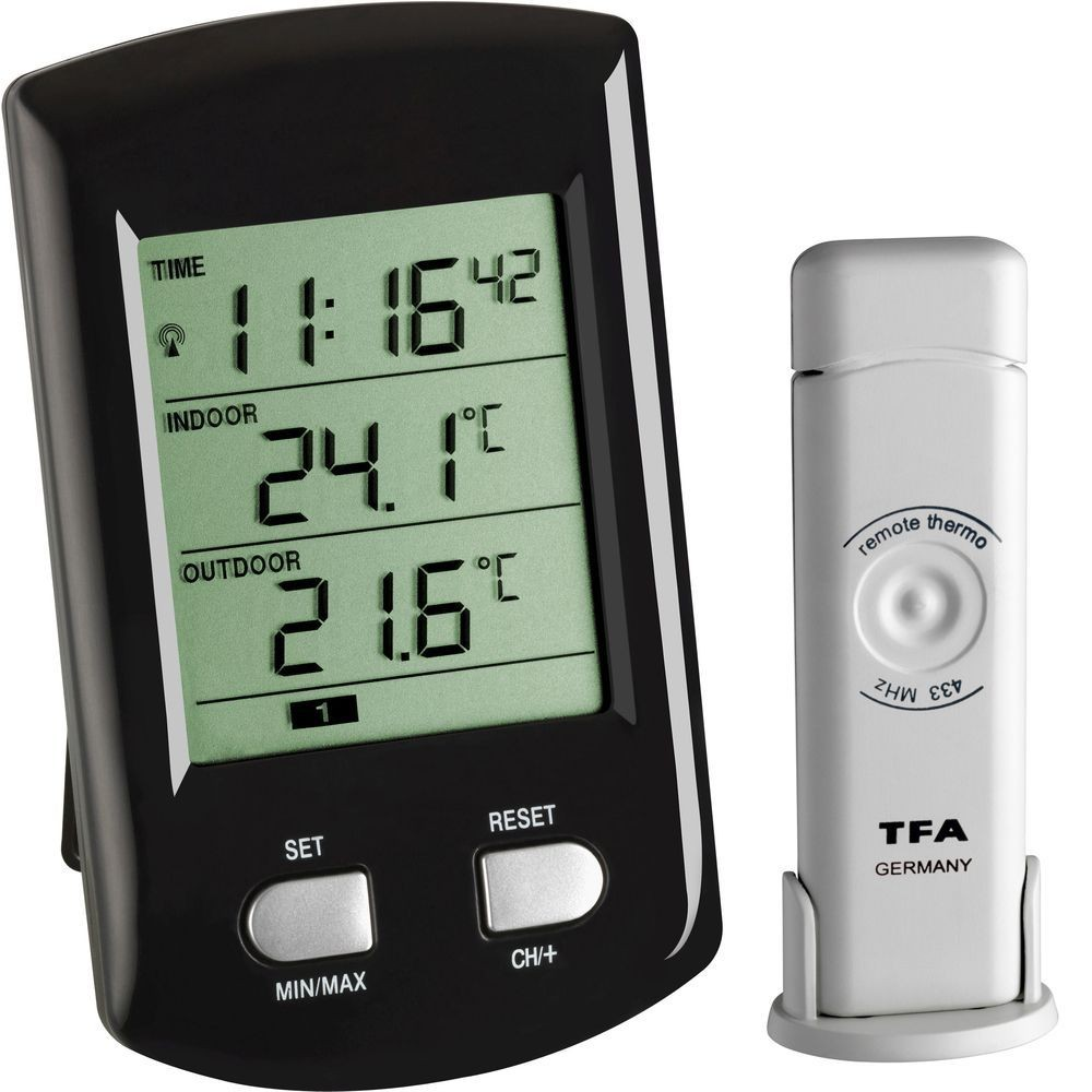 Thermometer Digital Room