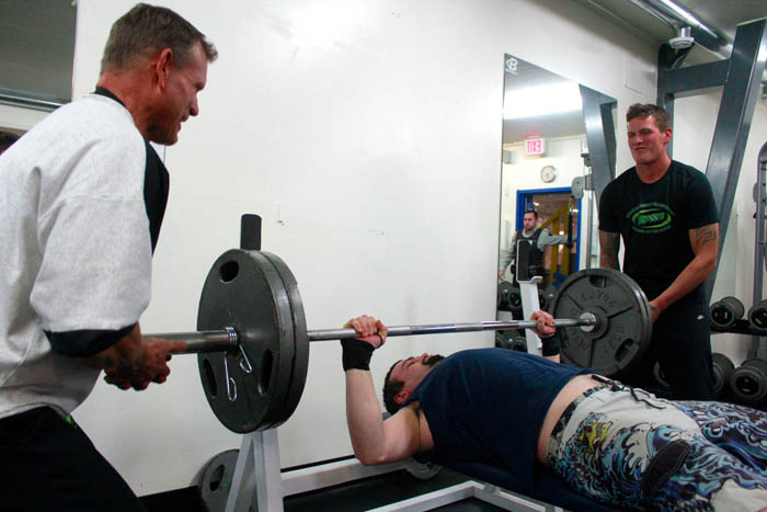 Valemount Gym Gets New Bench Press W Video The Rocky
