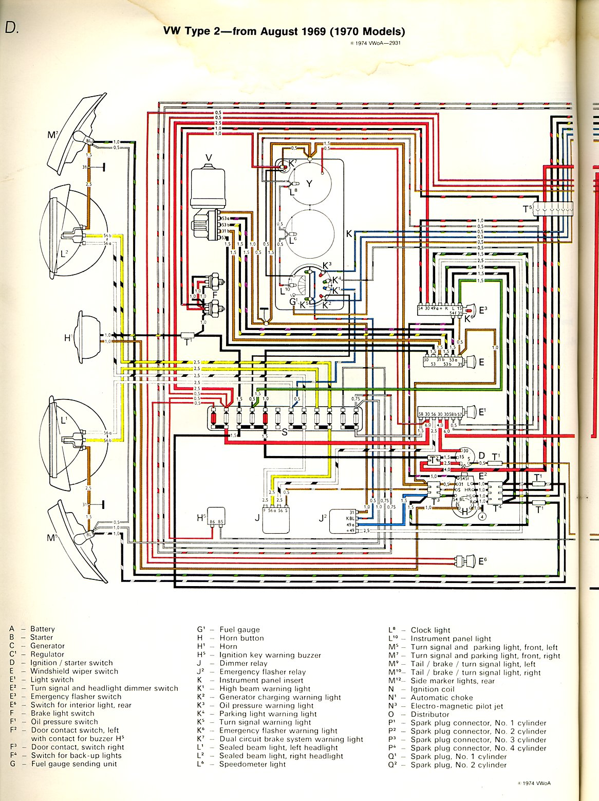 1966 Pontiac Gto Engine Wiring Diagram