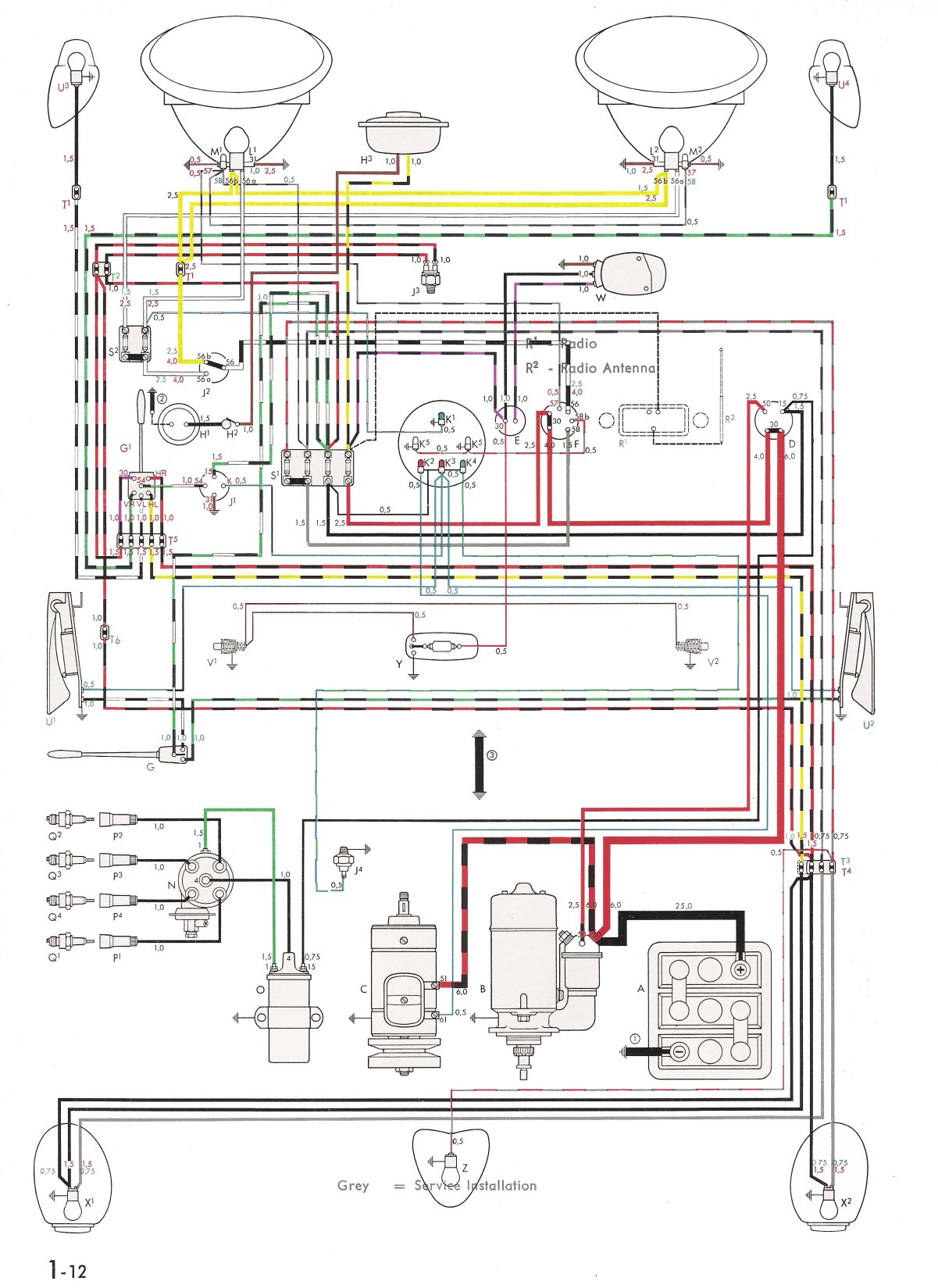 Gem E2 Wiring Diagram For 2008