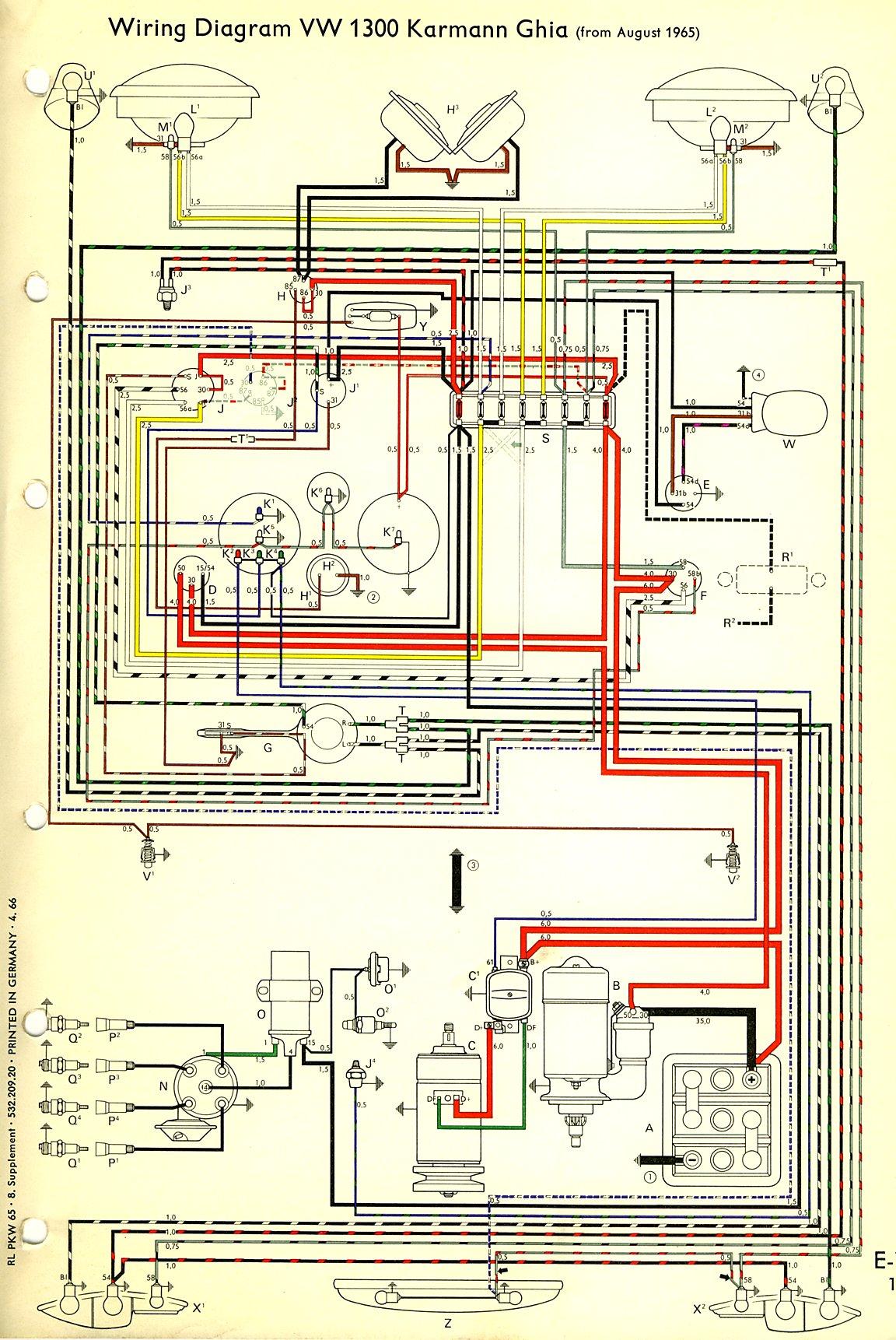 1969 Firebird Wiring Harness 69 Diagram