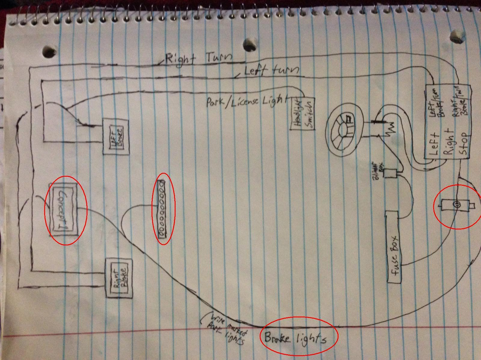 Dune Buggy Wiring Diagram Simple Basic