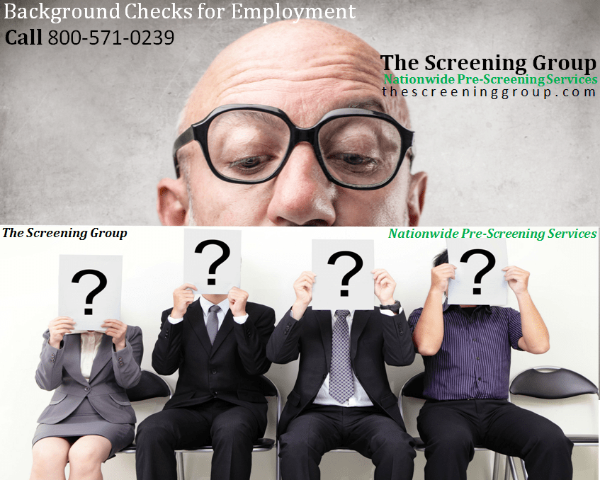 Background Check for Employment Background Check for Employment