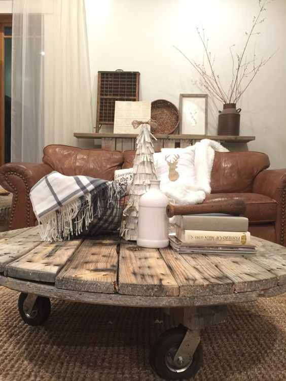Simple Cottage Style Decorating