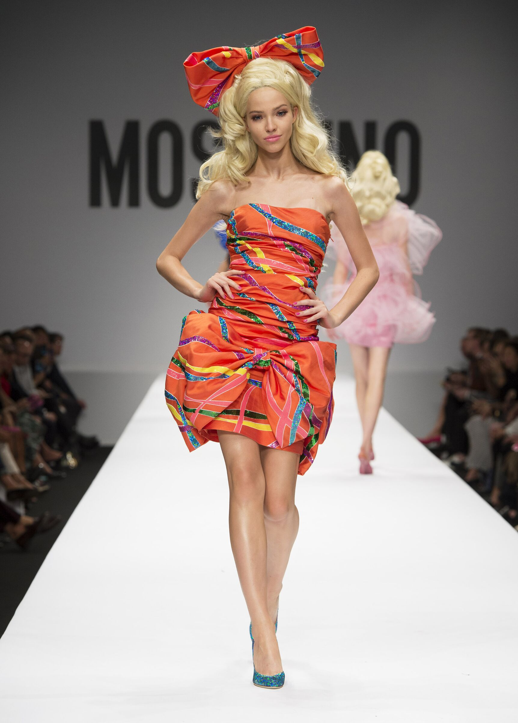 MOSCHINO SPRING SUMMER 2015 WOMEN'S COLLECTION | The ...