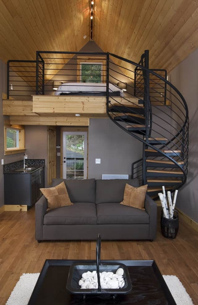 35 Mezzanine Bedroom Ideas The Sleep Judge | Spiral Staircase To Attic Bedroom | Loft Bedroom | Tight Space | Design | Before And After | Attic Ladder