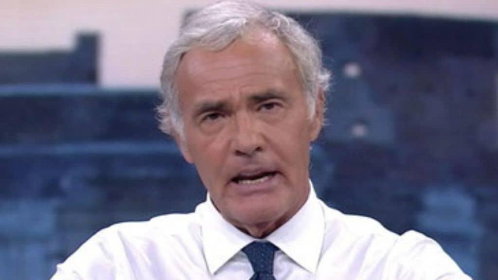 """Massimo Giletti e la competizione tra i colleghi: """"Lilli Gruber? Chiedetelo a lei perché non mi invita"""""""