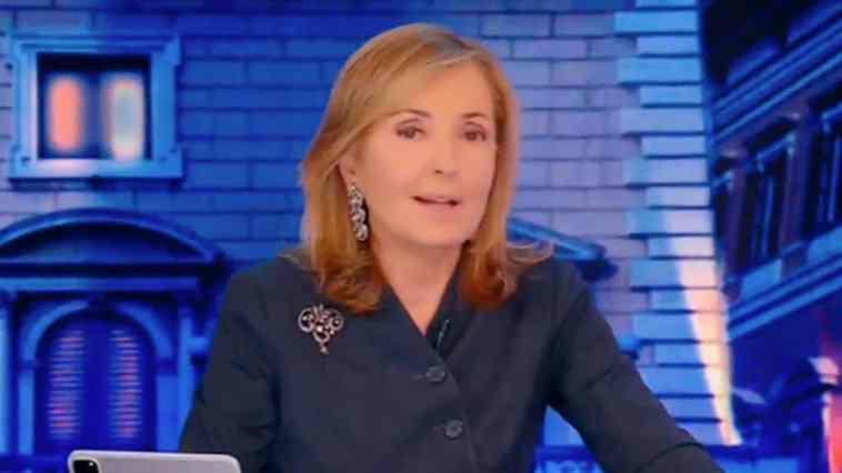 Barbara Palombelli: età, carriera, amore e matrimonio con Francesco Rutelli della conduttrice di Forum