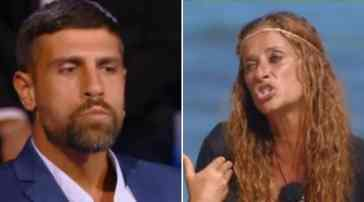 """Gilles Rocca attacca Valentina Persia all'Isola dei Famosi, l'accusa dell'ex naufrago: """"Sei stata molto scorretta"""""""